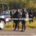 VIDEO Federales le entran a el quite y revientan camioneta en Reynosa