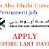 JOBS IN ABU DHABI UNIVERSITY DUBAI-2019