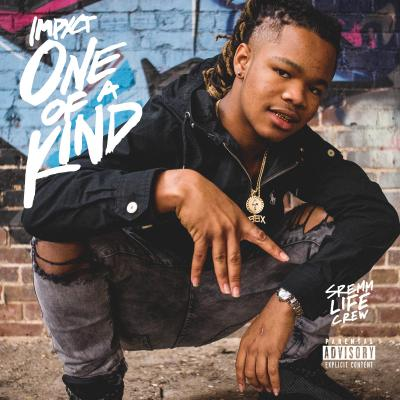 Impxct (Sremm Life Crew) - One of a Kind - Album Download, Itunes Cover, Official Cover, Album CD Cover Art, Tracklist