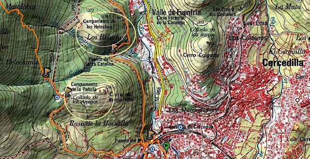 AlfonsoyAmigos - Camino de los Campamentos