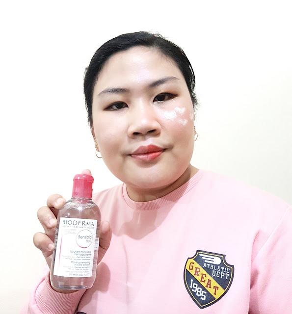 [Review] Bioderma Micellar Water Sensibio H2O