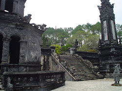 Imperial Tomba di Khai Dinh Hue