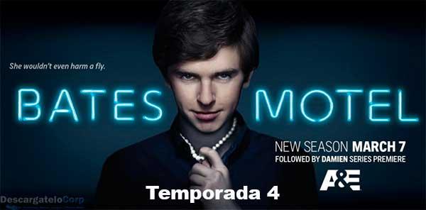 Bates Motel Temporada 4 Completa Español Latino