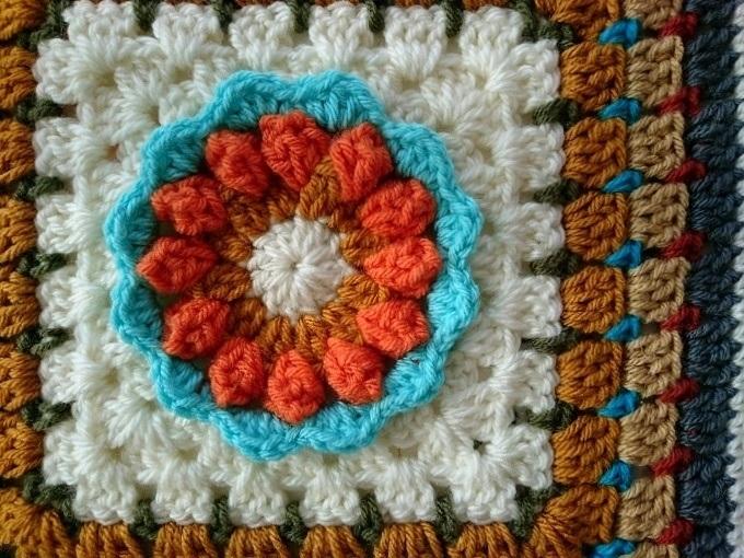 lazy daisy jones crochet project bag
