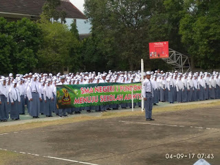 SMA Negeri 1 Pundong Menuju Sekolah Adiwiyata