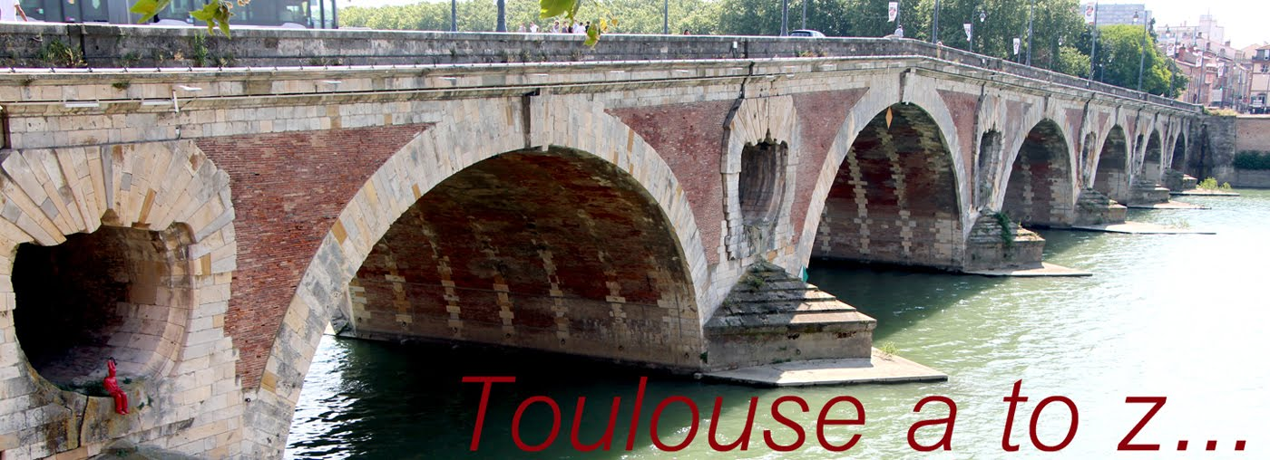 TOULOUSE A TO Z BIS