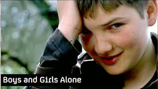 Одни / Boys and girls alone.