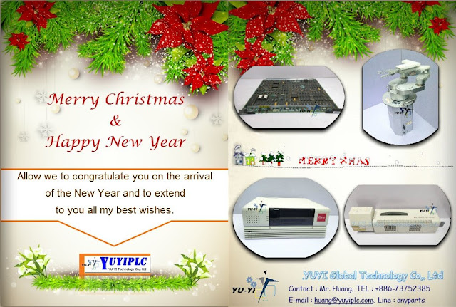 Best Wishes For Merry Christmas from YUYI