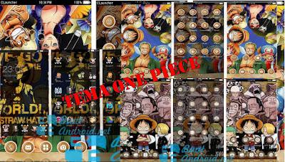 Download Tema One Piece Apk Untuk Semua Ponsel Android