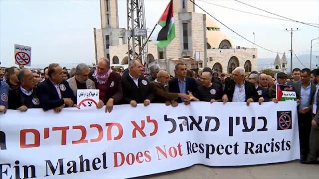 Denuncian política de Netanyahu en territorio ocupado palestino
