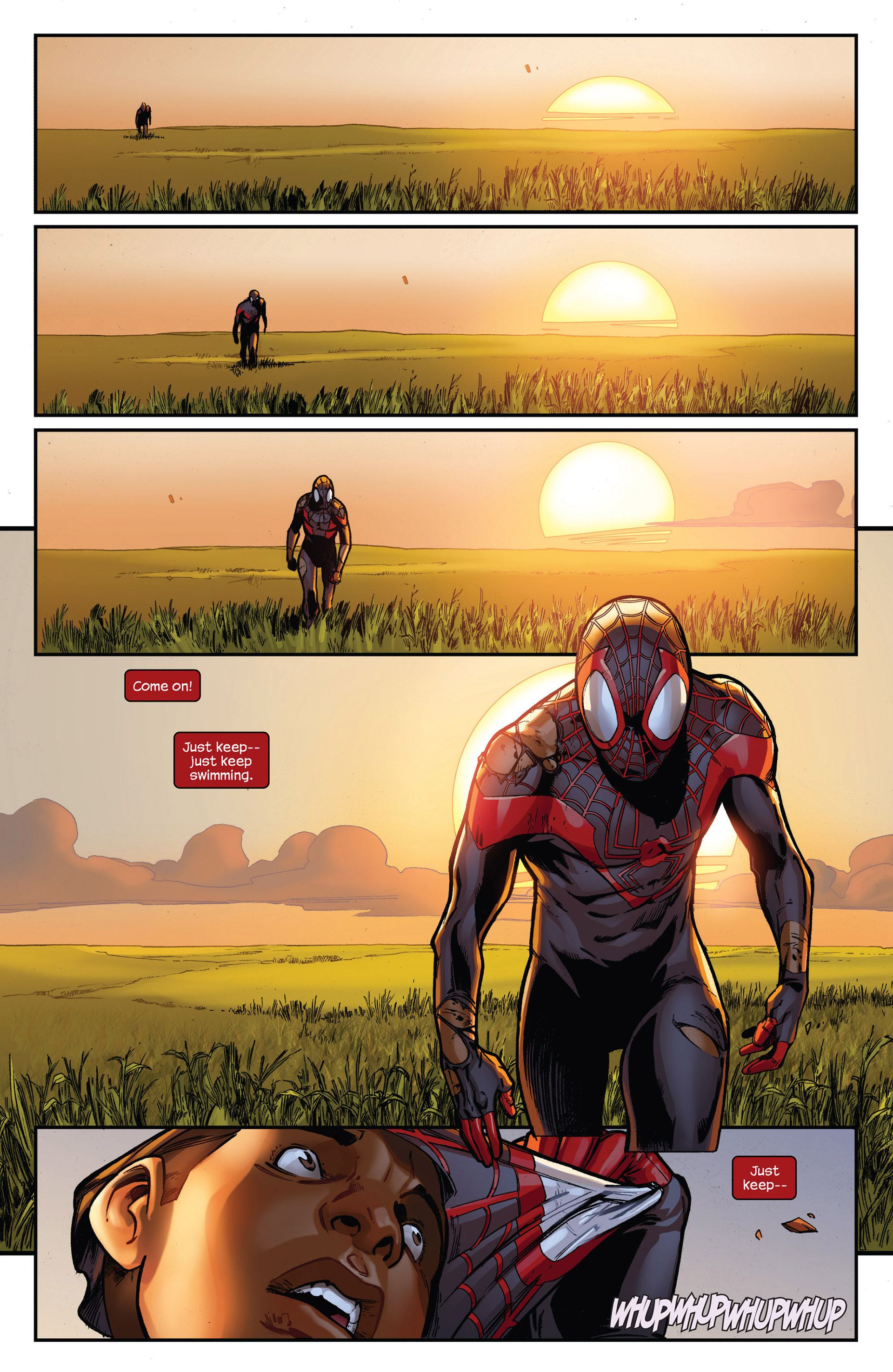 Read online Ultimate Comics Spider-Man (2011) comic -  Issue #17 - 4