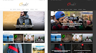 Brakt Premium v5.1 - Personal Blogger Template Free Download