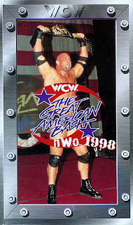 WCW Great American Bash 1998 Review - poster