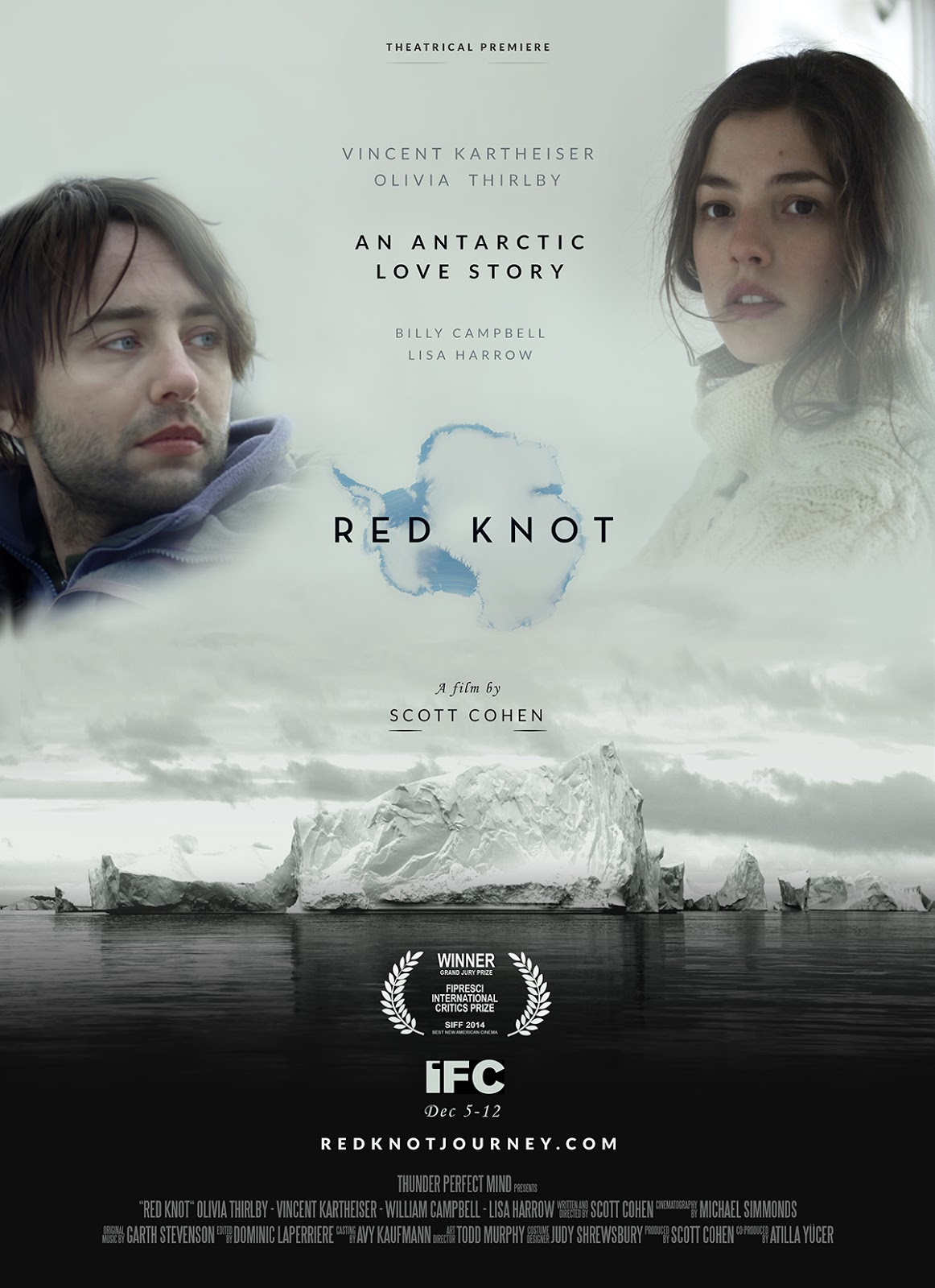 Red Knot 2014 - Full (HD)