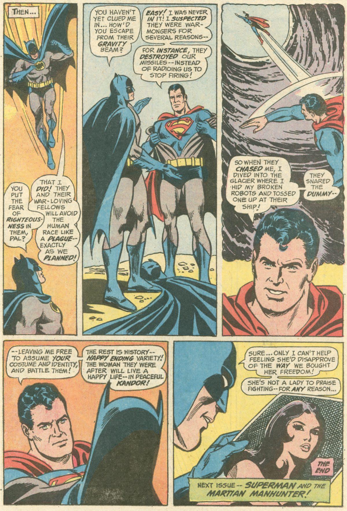 Read online World's Finest Comics comic -  Issue #211 - 32