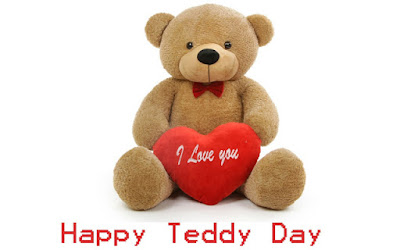 Happy Teddy Day Whatsapp Profile Pic