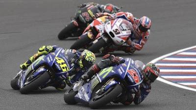 Rossi: Peluang Juara Dunia MotoGP 2017 Tergantung Vinales