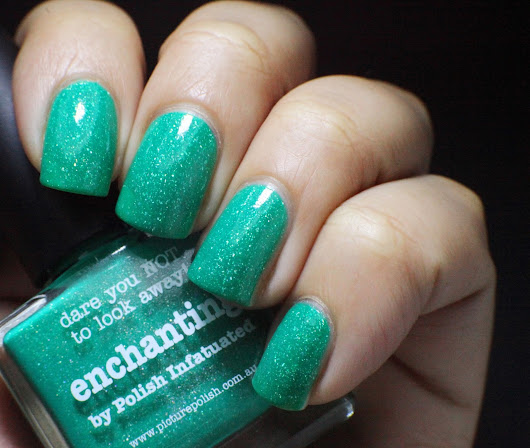 nail loopy: PICTURE POLISH ENCHANTING & ESCAPADES