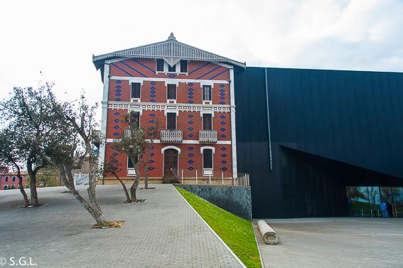 Museo Balenciaga en Getaria