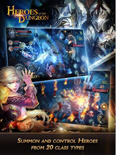 Heroes of Dungeon v4.0.1 Hack Mod Android Apk Download