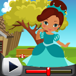 G4K Cute Princess Escape 2 Game Walkthrough