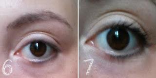 Le maquillage & les lunettes : Conseils & tutoriel (Back to School 2015) étapes 6 et 7