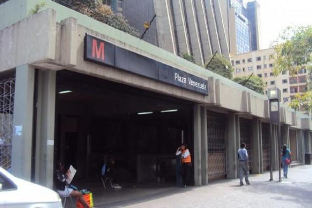 Falta de mantenimiento hizo explotar tren en al estación Plaza Venezuela