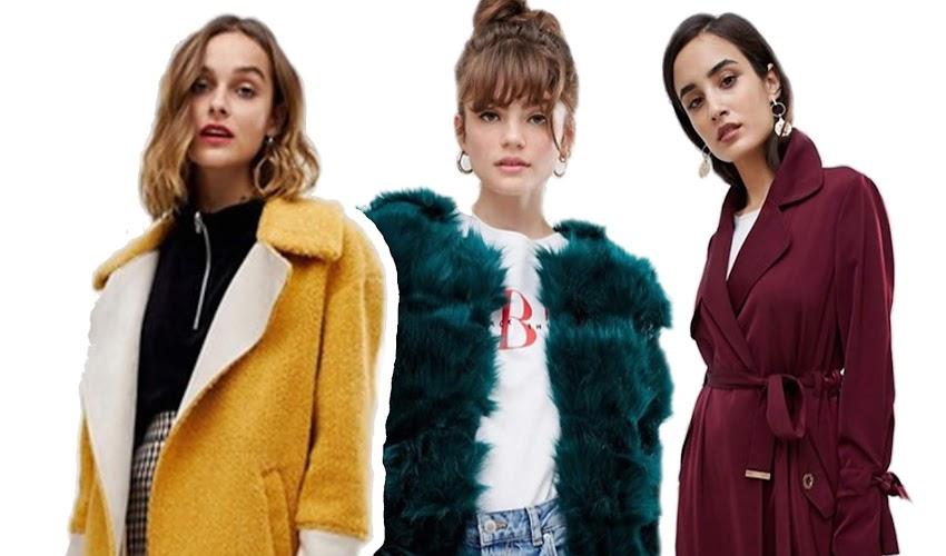 10 manteaux pour l'automne sur ASOS