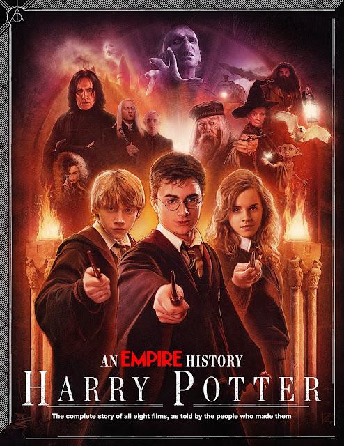 Empire lança revista especial sobre os oito filmes de 'Harry Potter' | Ordem da Fênix Brasileira
