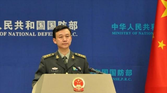 China advierte a EEUU que no venda y envíe armas a Taiwán