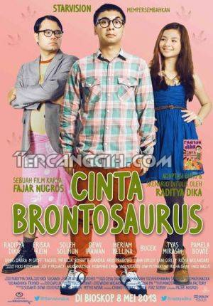 Film Cinta Brontosaurus 2013