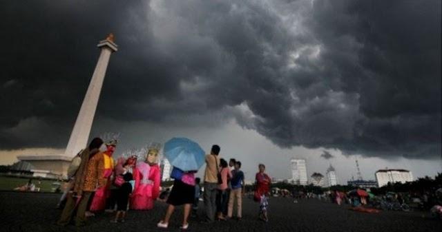 Fenomena Sirkulasi Siklonik! Ini Wilayah Yang Terdampak Cuaca Ekstrem Berdasarkan Bmkg