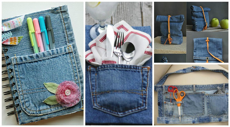 10 ideas para transformar tus pantalones de jeans que ya no usas belleza y peinados - Decorar pantalones vaqueros ...