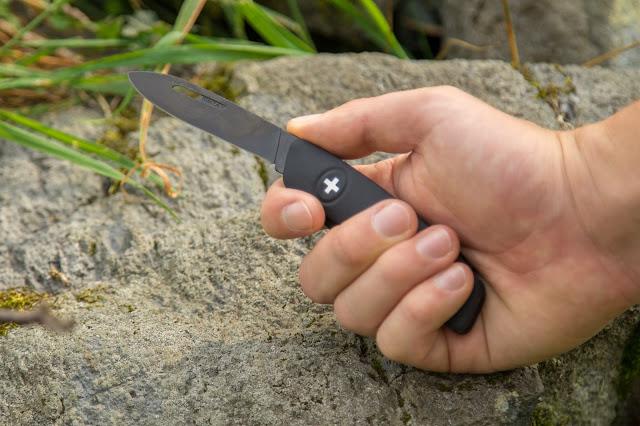 Gear of the Week #GOTW KW 34  SWIZA Allblack Schweizer Taschenmesser  Schweizer-Messer 06