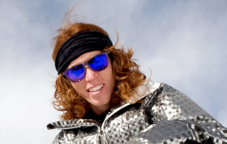 Men's favourite Shaun White in Sochi