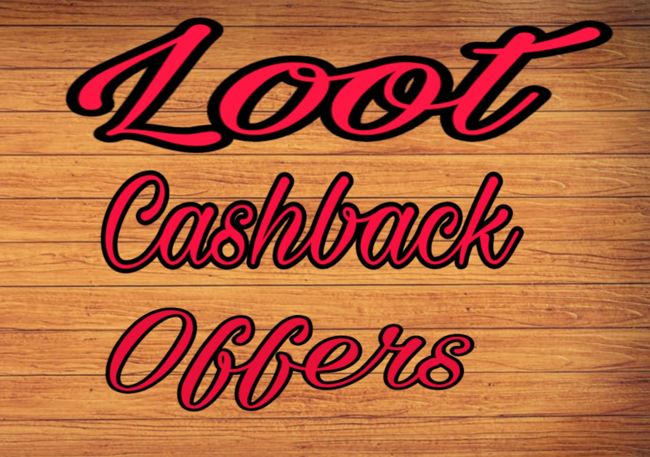 Best Online Cashback Offers