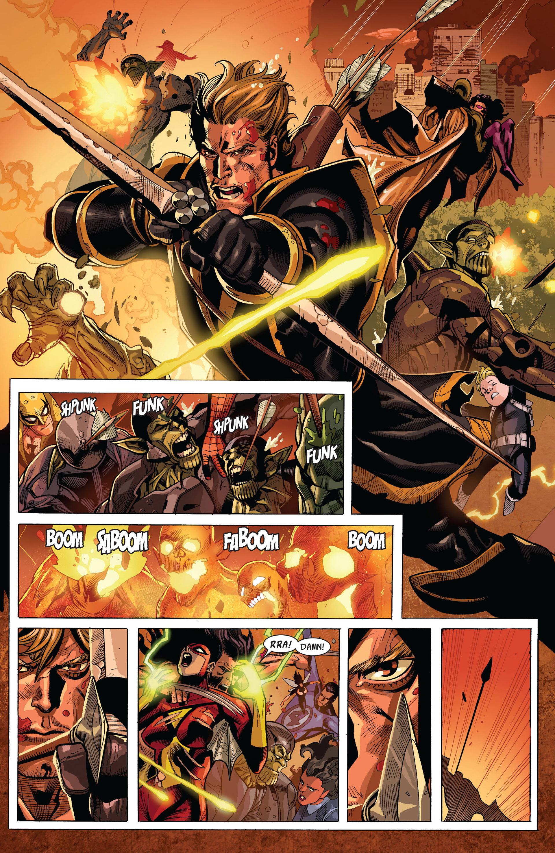 Read online Secret Invasion comic -  Issue #7 - 18