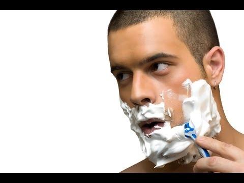 Shave a beard