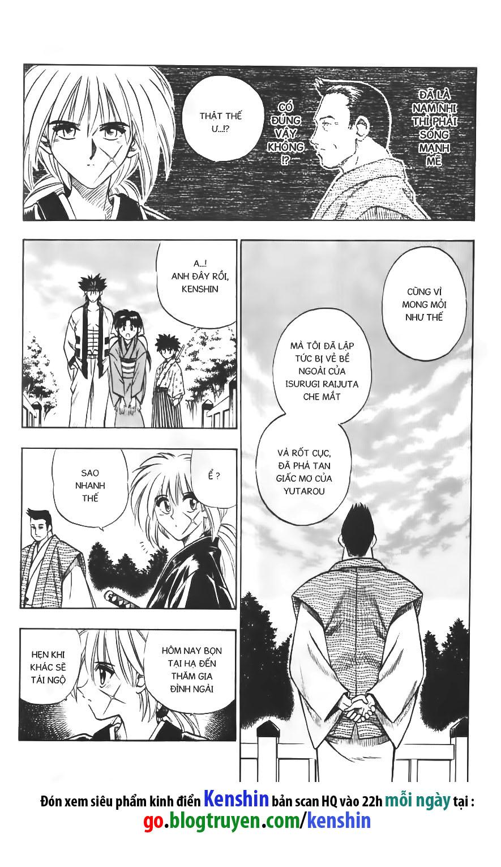 Rurouni Kenshin chap 44 trang 6