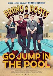 Poster de Bruno y Botas: Tírense a la Piscina