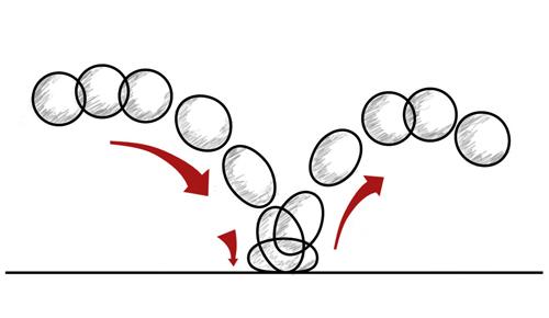 165-166: Ball Bounce