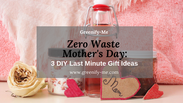 zero waste mothers day