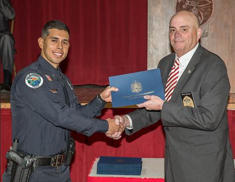 Jim Young Reporter: Crossville Police announce new officer's