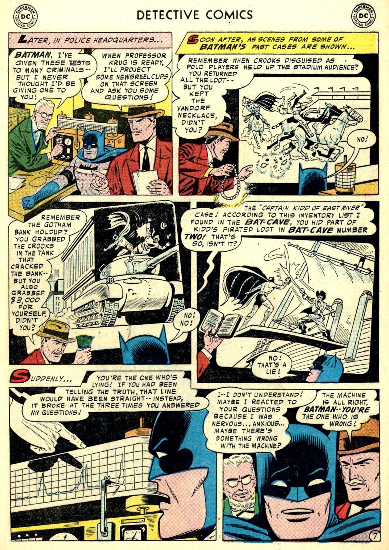 Read online Detective Comics (1937) comic -  Issue #240 - 9