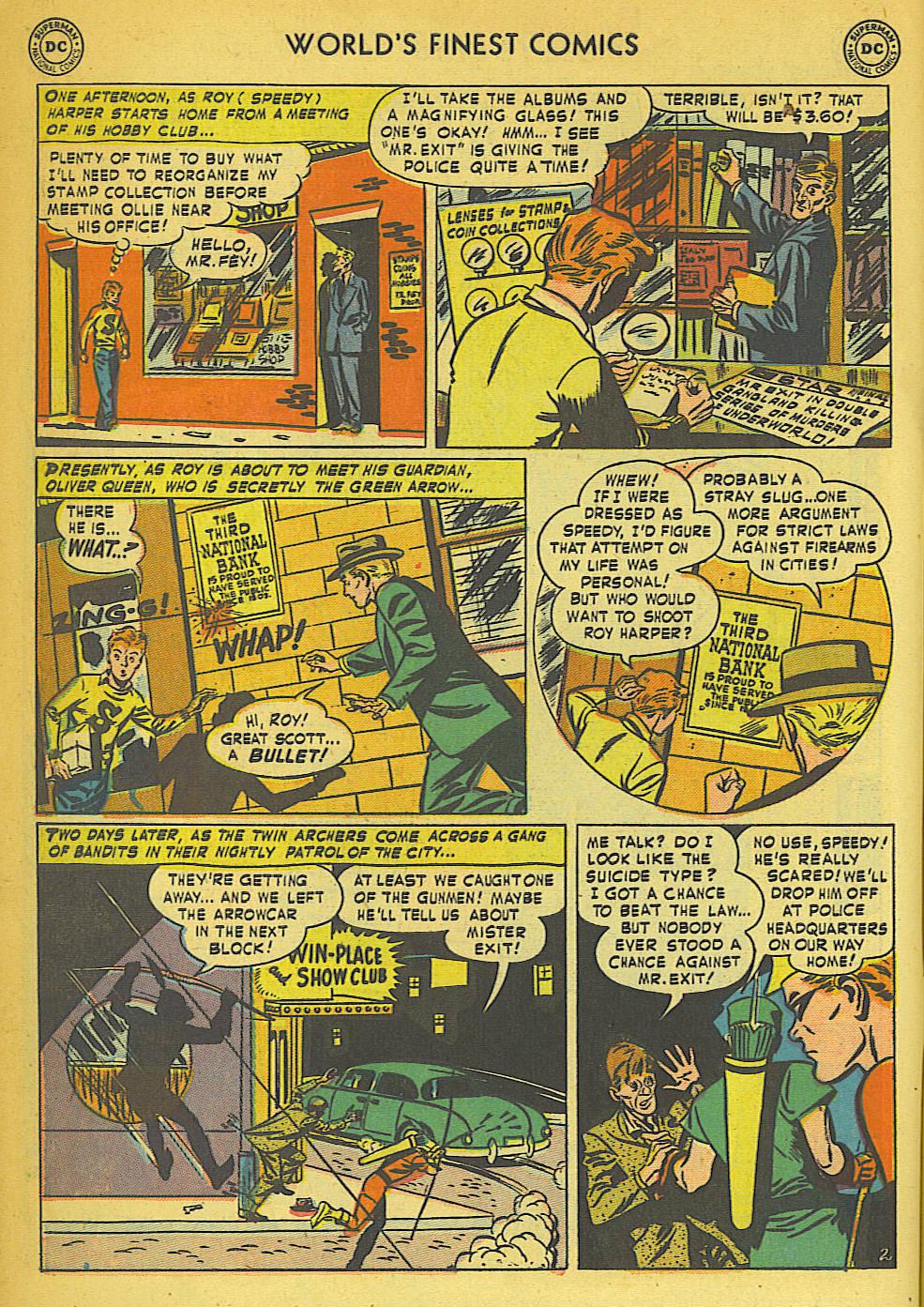Read online World's Finest Comics comic -  Issue #57 - 18