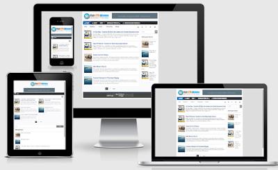 High CTR Adsense - Template Paling Mantab dan Cocok untuk Google Adsense