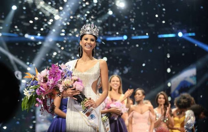 #MissSA2018: Tamaryn Green is Miss South Africa 2018