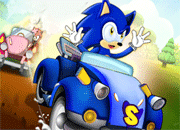 Sonic Stunt Cars