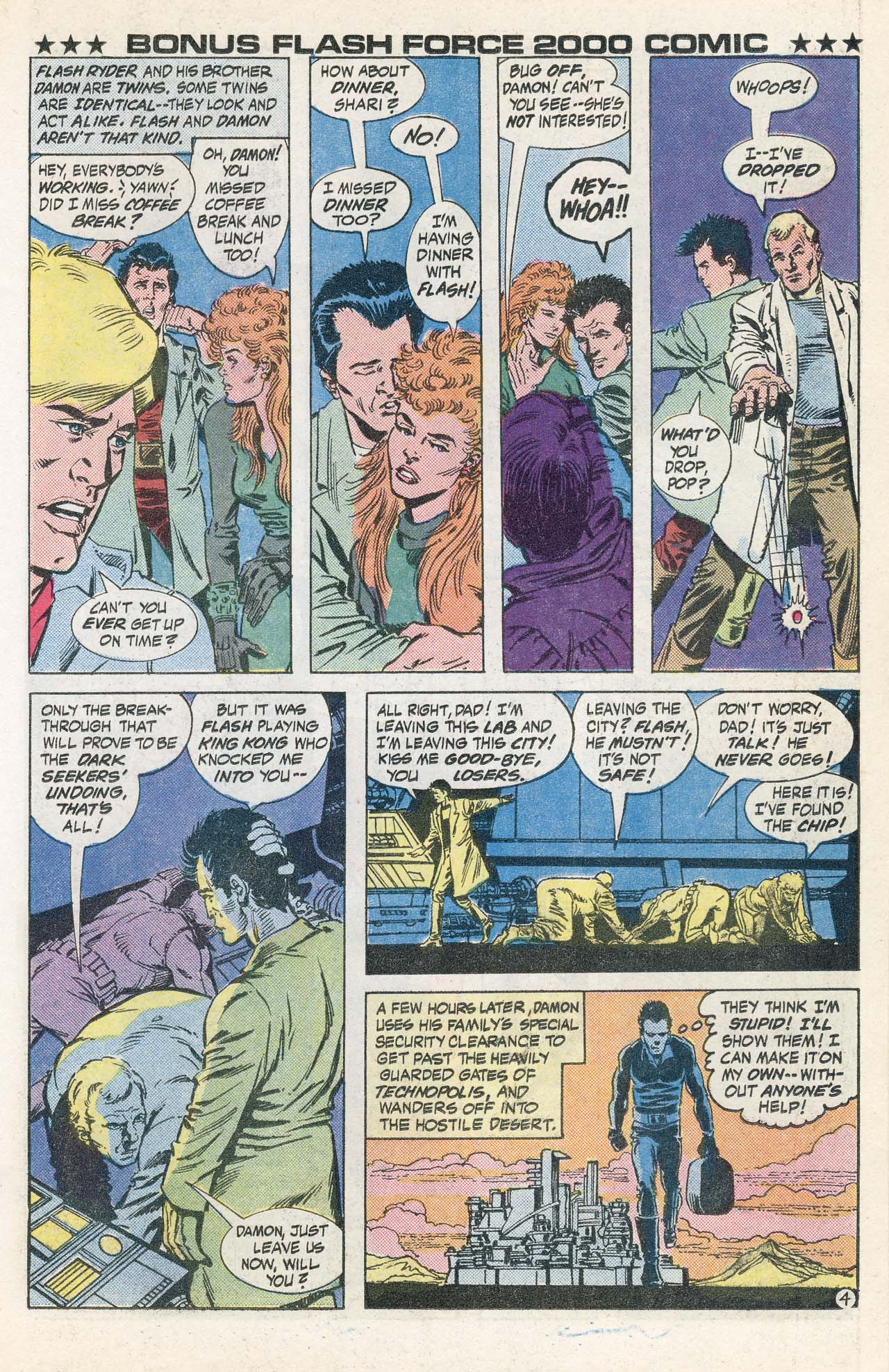 Detective Comics (1937) 544 Page 22