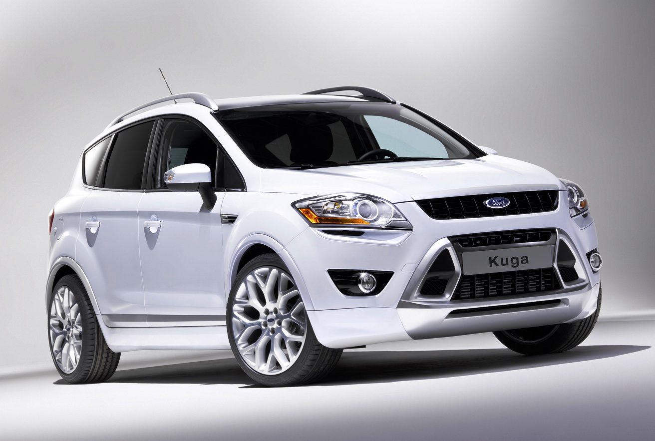 car maniax and the future ford kuga 2011. Black Bedroom Furniture Sets. Home Design Ideas